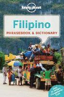 bokomslag Filipino (Tagalog) Phrasebook & Dictionary