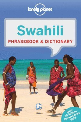 bokomslag Swahili Phrasebook & Dictionary