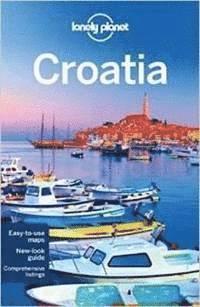 bokomslag Lonely Planet Croatia