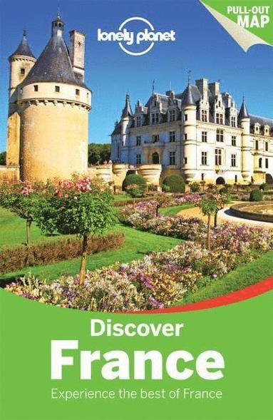 bokomslag Lonely Planet Discover France
