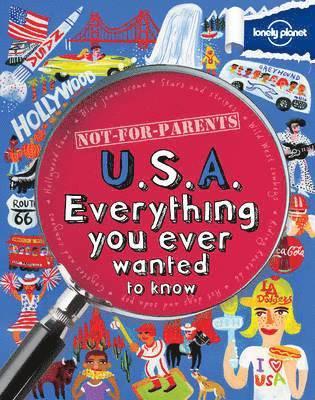 bokomslag Not For Parents USA