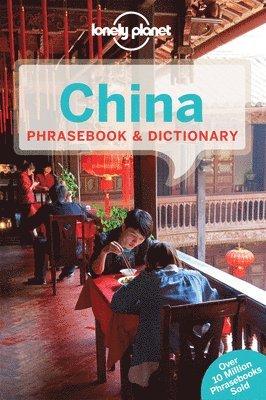 bokomslag China Phrasebook
