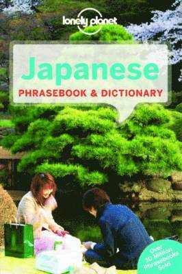 bokomslag Lonely Planet Japanese Phrasebook &; Dictionary