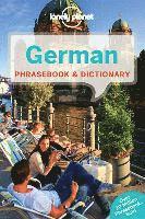 bokomslag German Phrasebook & Dictionary
