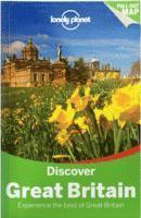 bokomslag Lonely Planet Discover Great Britain