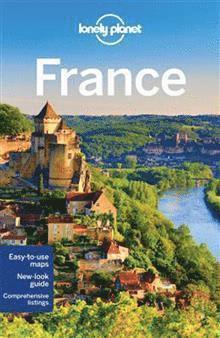 bokomslag Lonely Planet France