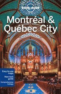 bokomslag Montreal & Quebec City
