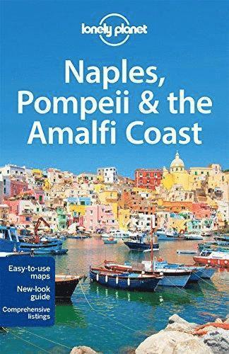bokomslag Naples Pompeii & the Amalfi Coast