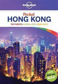 bokomslag Lonely Planet Pocket Hong Kong