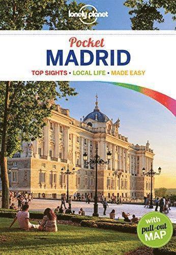 bokomslag Lonely Planet Pocket Madrid