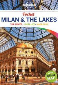 bokomslag Milan & the Lakes Pocket