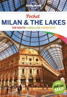 bokomslag Milan & the Lakes Pocket