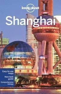 bokomslag Lonely Planet Shanghai