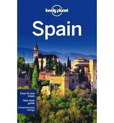bokomslag Lonely Planet Spain