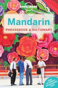 bokomslag Mandarin Phrasebook & Dictionary