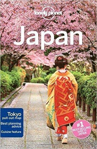 bokomslag Lonely Planet Japan