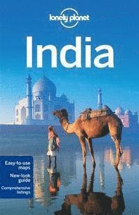 bokomslag Lonely Planet India