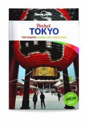 bokomslag Lonely Planet Pocket Tokyo