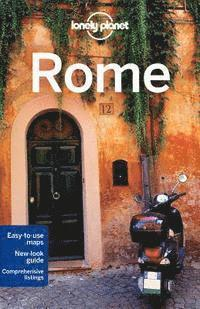 bokomslag Lonely Planet Rome