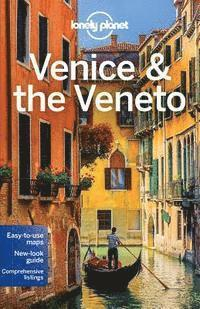bokomslag Lonely Planet Venice &; the Veneto