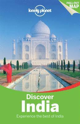 bokomslag Lonely Planet Discover India