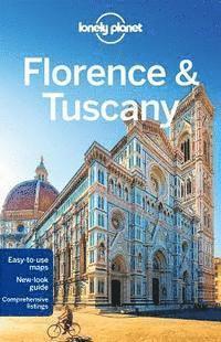 bokomslag Lonely Planet Florence &; Tuscany