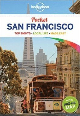 bokomslag Lonely Planet Pocket San Francisco