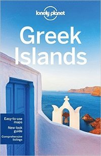 bokomslag Greek Islands