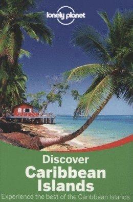 bokomslag Lonely Planet Discover Caribbean Islands