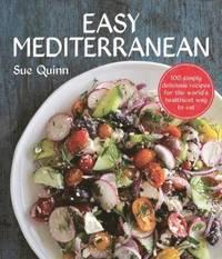 bokomslag Easy Mediterranean