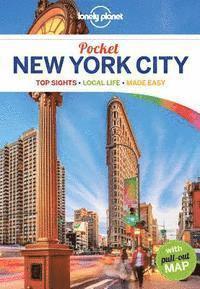 bokomslag New York City Pocket Guide
