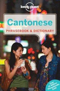 bokomslag Cantonese Phrasebook
