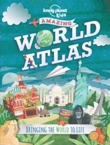 bokomslag Kids Amazing World Atlas LP