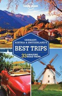 bokomslag Lonely Planet Germany, Austria &; Switzerland's Best Trips