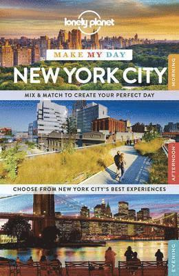 bokomslag Lonely Planet Make My Day New York City