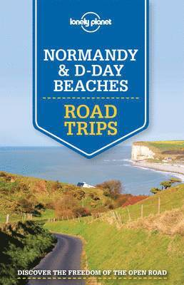 bokomslag Normandy & D-Day Beaches Road Trips