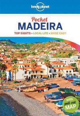 bokomslag Lonely Planet Pocket Madeira