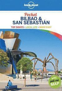 bokomslag Bilbao & San Sebastian Pocket