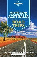 bokomslag Lonely Planet Outback Australia Road Trips