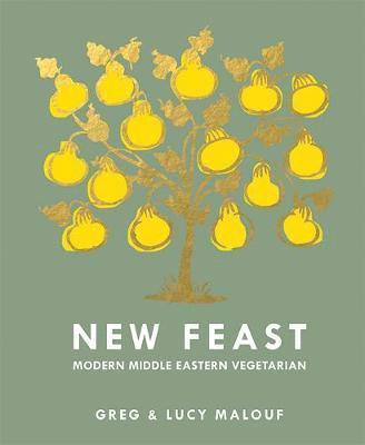 bokomslag New Feast: Modern Middle Eastern Vegetarian