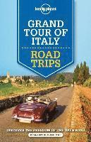 bokomslag Lonely Planet Grand Tour of Italy Road Trips