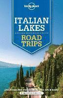 bokomslag Italian Lakes Road Trips