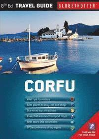 bokomslag Globetrotter Travel Pack - Corfu