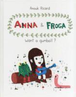 bokomslag Anna and Froga 1
