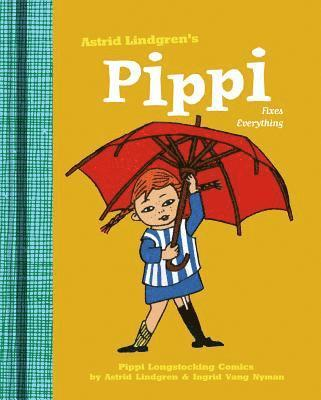 bokomslag Pippi Fixes Everything