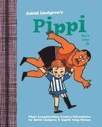 bokomslag Pippi Won't Grow Up