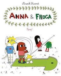 bokomslag Anna and Froga 4