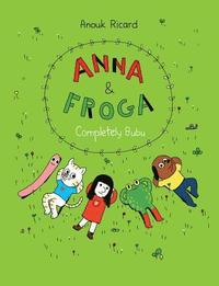 bokomslag Anna and Froga