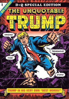 bokomslag Unquotable trump
