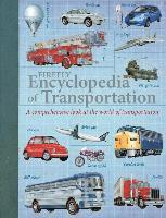 bokomslag Firefly Encyclopedia of Transportation: A Comprehensive Look at the World of Transportation